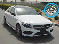 2018 Mercedes-Benz C 43 AMG, 4MATIC...