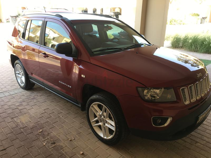 Dubizzle Dubai Compass Well Maintained Low Mileage Full Option