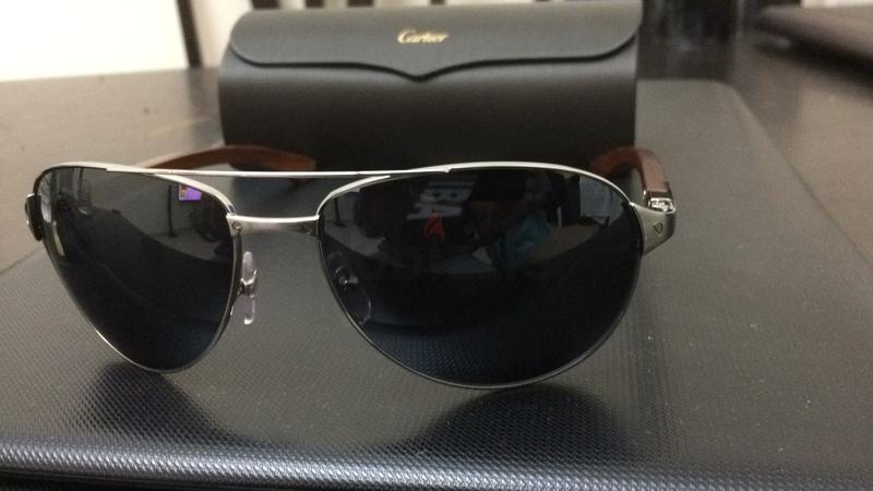 bd43ff676a3 Cartier sunglasses - AED 3