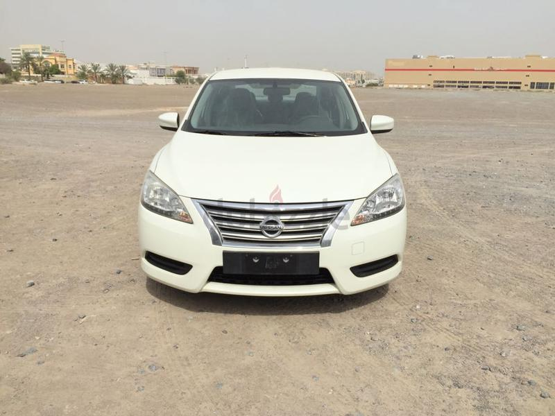 NISSAN SENTRA 2015 WITH 100% FINANCE WITH MINIMUM DOCUMENTS
