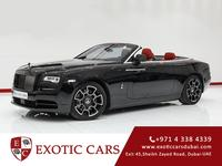 Rolls-Royce Dawn Black Badge 2018 B...