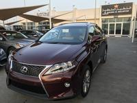 LUXES-RX350 -2013 AMERICAN CAR PLAT...