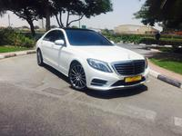 Mercedes S400:2017: 16000 KM: GCC