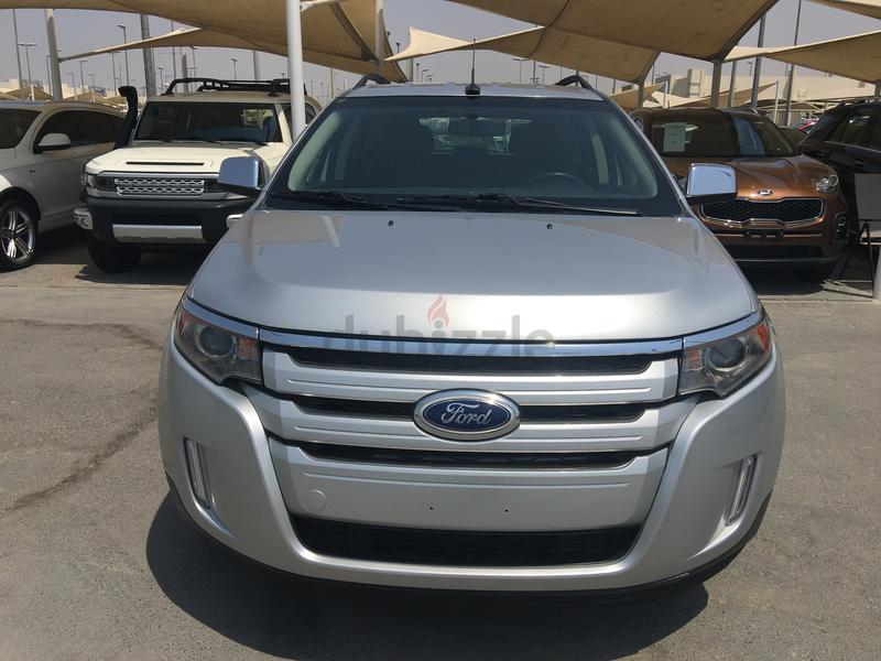 Ford Edge  Sel Gcc