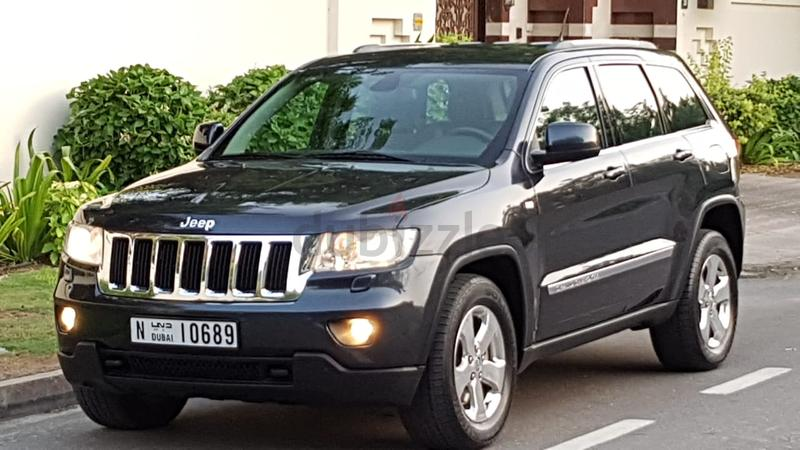2013 JEEP GRAND CHEROKEE !! 3.6 V6 !! GCC SPECS. 100% FREE ACCIDENT(( JEEP  F.S.H ))AMAZING CONDITION