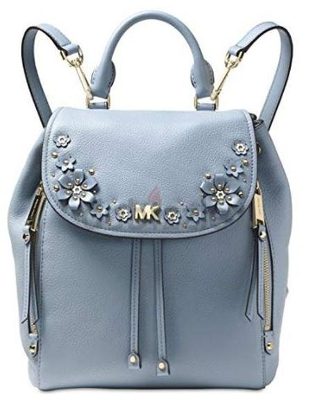 55c876e96992 Michael Kors Evie Small Flower Garder Backpack - AED 1