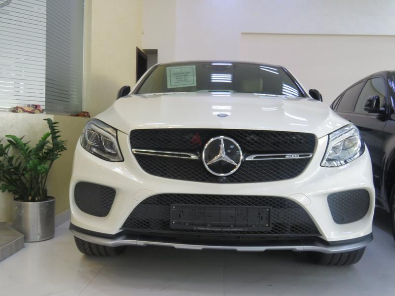 Dubizzle Ajman Gle Suv Mercedes Benz Gle 43 Amg 2017 Under Warranty