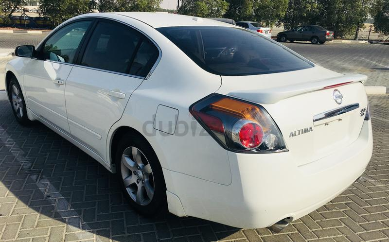 Dubizzle Sharjah | Altima: 2008 Nissan Altima 3.5 SE V6 For Sale In  Excellent Condition