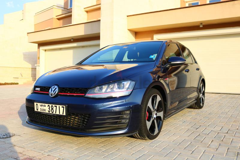 Dubizzle Dubai Gti 2017 Volkswagen Golf Full Option European Lady Driven Single Owner Agency Maintained