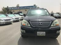 Lexus GX-Series 2003 LEXUS GX 470 MODEL 2003 CLEAN TITLE CARFAX RE...