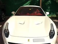 Ferrari California T 2015 White Ferrari California T, Very Low Milage, ...