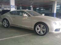 Bentley Continental 2013 Bentley continental