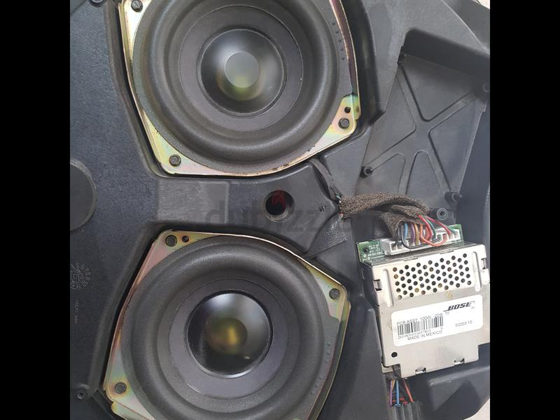 Bose Car Speakers >> Dubizzle Abu Dhabi Car Speakers Bose Car Subwoofer With Amplifier