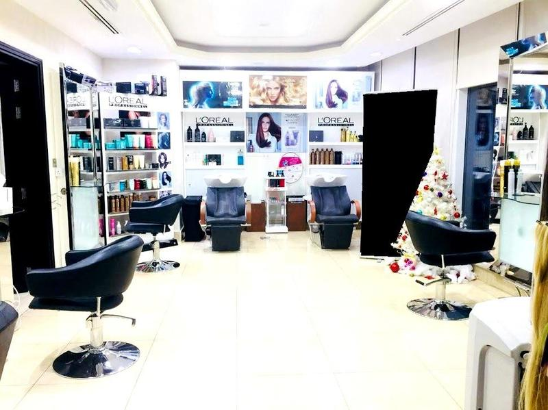 2 salons Ladies + Gents in 5* Hotel in JLT for sale