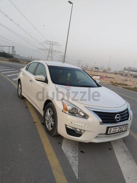 Nissan Altima 2015 perfect inside out