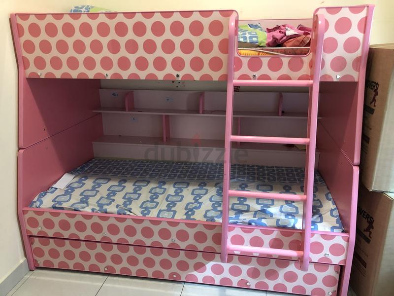Dubizzle Dubai Childrens Furniture Kids Bunk Bed For Sale With