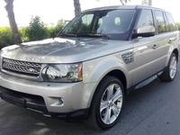 Land Rover Range Rover Sport 2011 Sport Super Charged