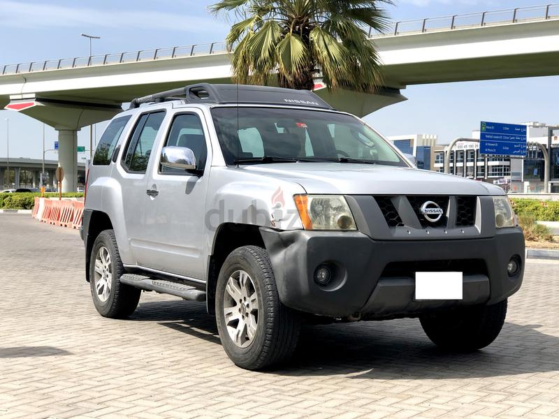 2008 nissan xterra maintenance manual