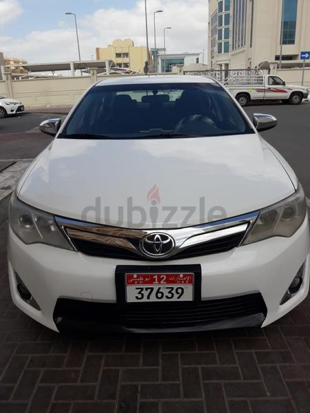 Toyota Camry Model 2015