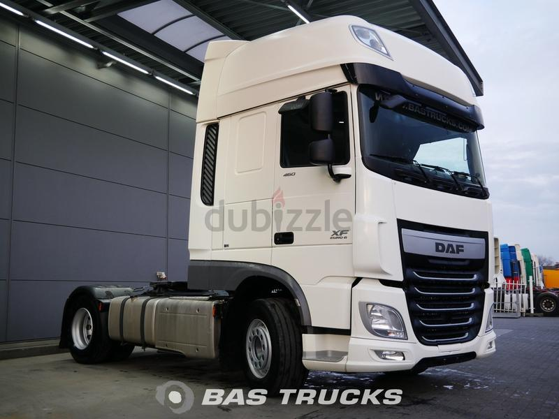 DAF XF 460 SSC - Located in Holland / For import