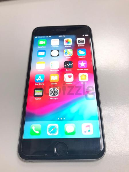 Dubizzle Abu Dhabi Apple Iphone Silver Black Iphone 6s Plus 128gb