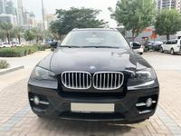 BMW X6 2009 BMW X6 3.5 2009 FULL OPTION GCC (always parke...