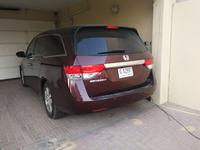 Honda Odyssey 2014 Perfect car and Free Accedent