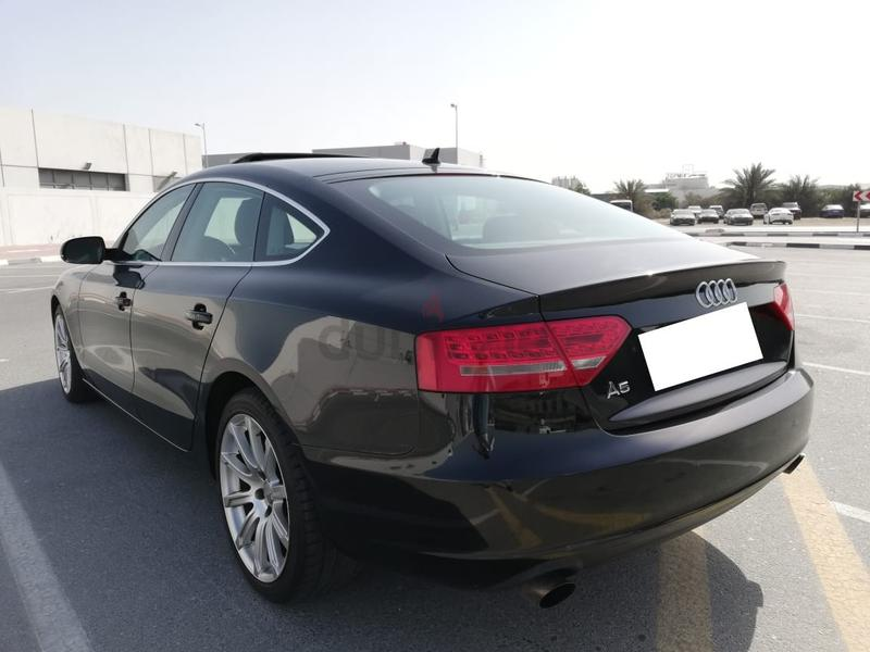 Dubizzle Dubai A5 One Owner Audi A5 20l Tfsi 2010 Fully Loaded