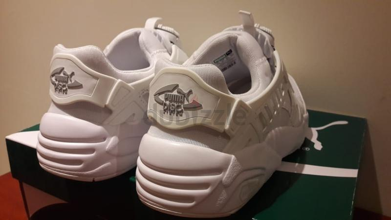f6ee9fb33a9813 New Puma Disc Blaze (White   White) - AED 160
