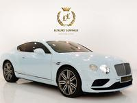 Bentley Continental 2016 2016 BENTLEY CONTINENTAL GT,GCC SPECS,FULL SE...