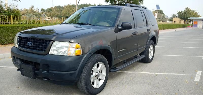 For Sale Ford Explorer 2005 Model Mid Renge 7 Seter