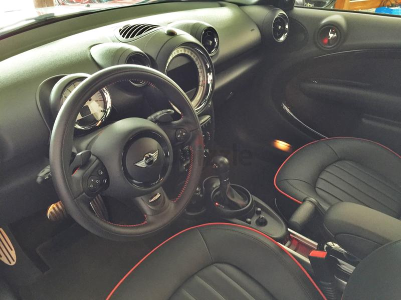 Dubizzle Dubai Countryman Mini Cooper S Jcw Kit Full Option