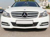 Mercedes-Benz C-Class 2014 C200 2014 Full Options, single owner, acciden...