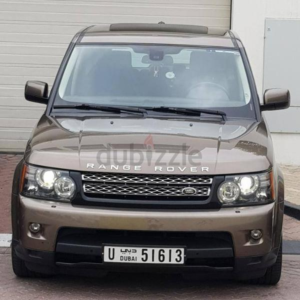 Used 2017 Land Rover Range Rover Sport Sdv6 Hse For Sale: Range Rover Sport: Range Rover Sport 2013 GCC