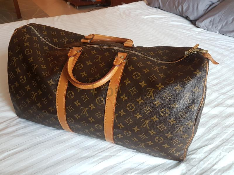 e1eaf6e27a3 Dubizzle dubai bags authentic louis vuitton keepall jpg 800x600 Keepall  classic louis vuitton