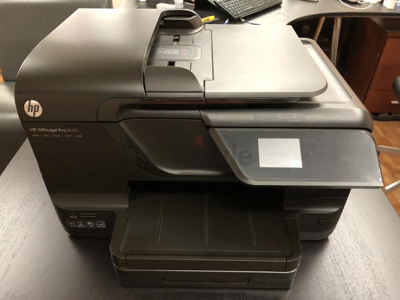 Dubizzle Dubai Printers Printer Hp Office Jet Pro 8610 Wifi Fax