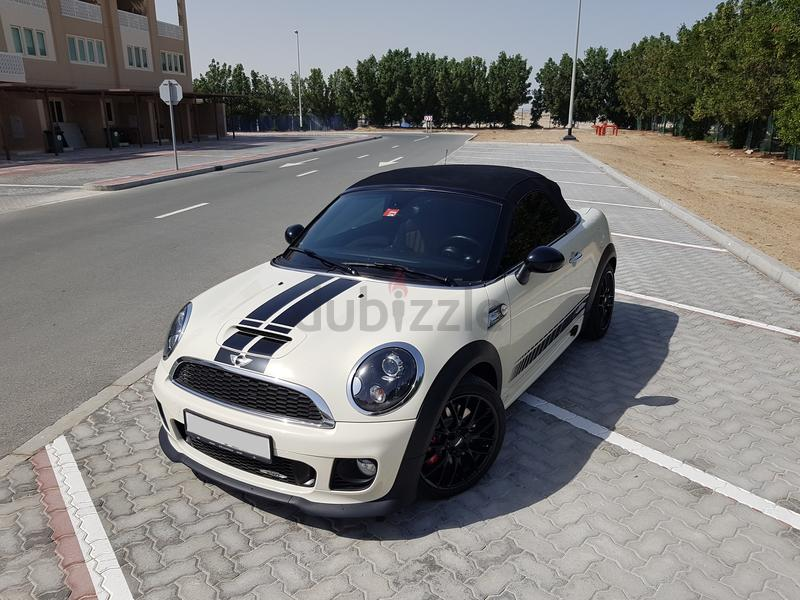 Dubizzle Dubai Roadster Gcc Mini Roadster Jcw Edition