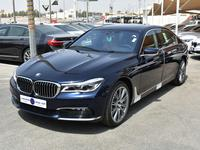 BMW 7-Series 2019 BMW 730LI Luxury Full Options Without Rear Sc...