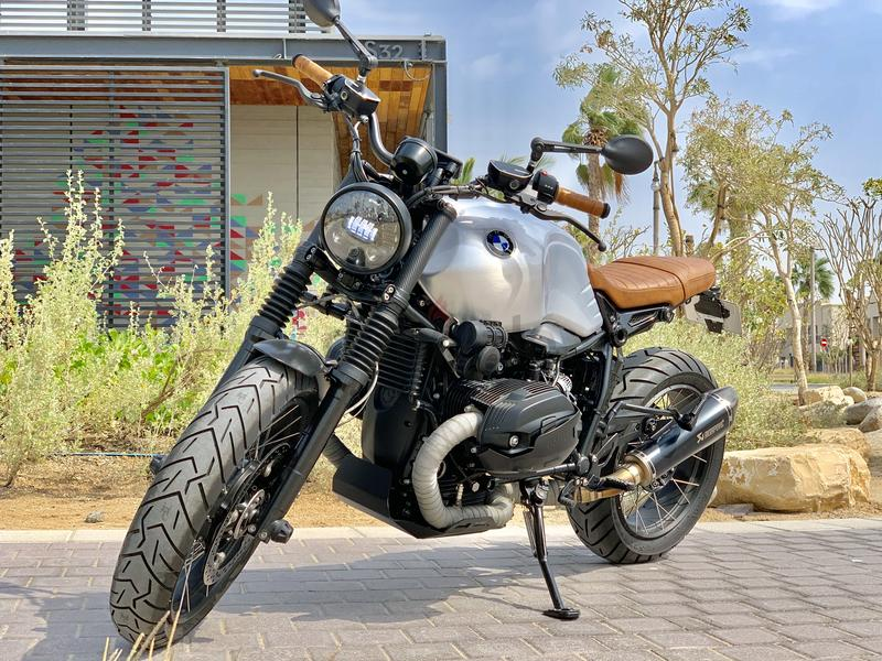 Dubizzle Sharjah Cafe Racer Bmw R Nine T Fully Modified 2018 Gcc