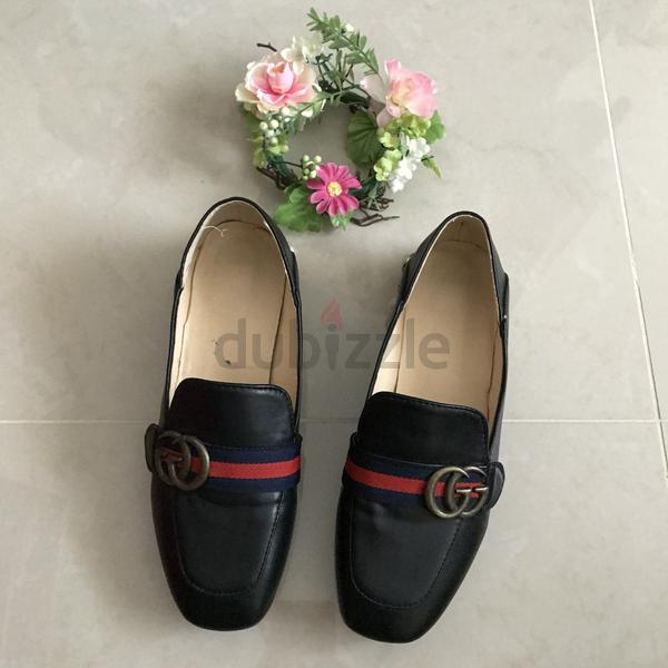 0490180cfb58 Gucci inspired peyton loafers - AED 80