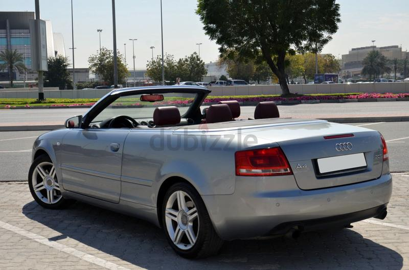 Dubizzle Dubai A4 Audi A4 20t Model 2007 Full Option In Perfect