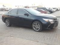 تويوتا كامري 2017 Camry 2017 Very clean car se blue inside of B...