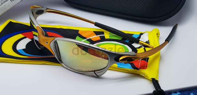 87cfc32dd213 Oakley Juliet® Limited Edition 24K Gold Iridium Polarized 135AED - AED 135