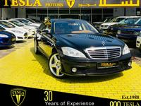 مرسيدس بنز الفئة-S 2009 MERCEDES BENZ / S65 ///AMG / V12 BITURBO / GC...