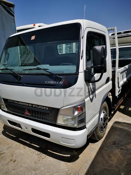 Mitsubishi Canter 2016 and 2013