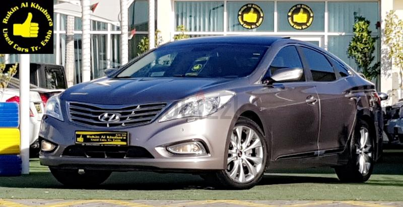 Dubizzle Dubai Azera Hyundai Azera Fully Loaded With Warranty 5