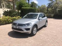 Volkswagen Touareg 2016 VW Touareg GCC Warranty + Service Contract (A...