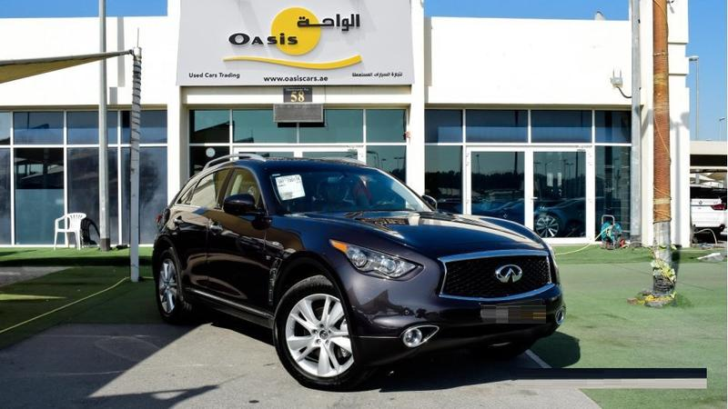 Infiniti QX70 Brand New 2019 Agency Warranty