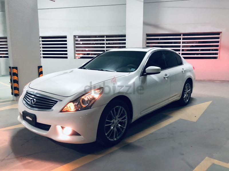 Infiniti G 37 Sport 330HP Japanese PERFECT CONDITION