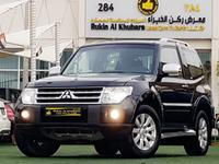 MITSUBISHI PAJERO 3.8 TOP OPTIONS.....